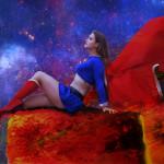 Supergirl météorite